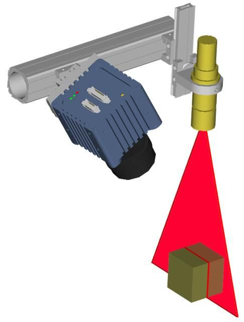 3D-Modell für kameragestützte Qualitätsprüfung